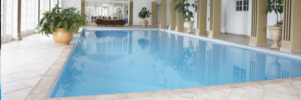 Isolierfolie für Schwimmbecken